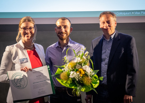 Kai Melde wins the 2019 Günter Petzow Prize